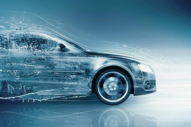 automobile nel digitale